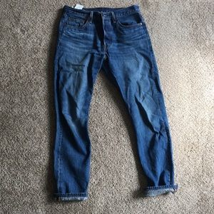 Levi's 501 Skinny Jeans - Chill Pill